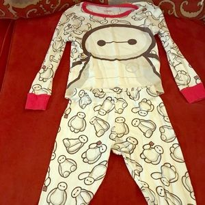 Boys Disney pajamas 4t